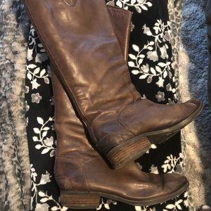 Sam Edelman Tall Brown Fashion Boots